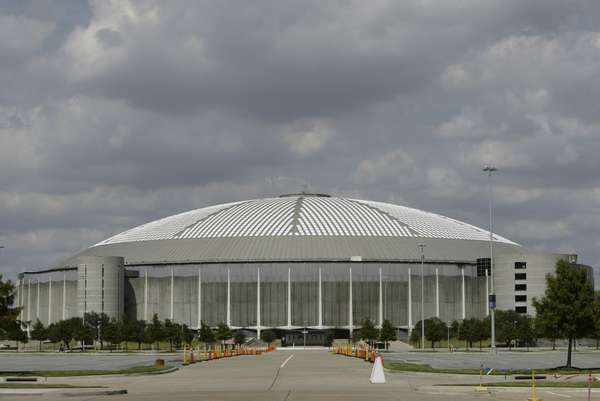 Officials reveal funding plan for $105 million Astrodome project