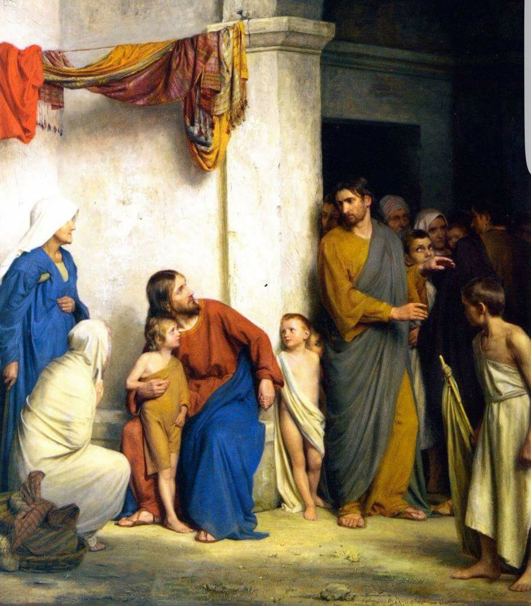 """Sheila Lafleur on Twitter: """"Jesus~took a child and placed it by His side  and said, """"Whoever recieves this child in My name recieves Me~"""" ~ Lk  9:46-50 #Prolife #Jesus… https://t.co/kEnoK0GyEo"""""""