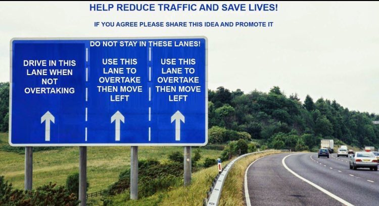 This should be posted at regular intervals along the motorway (all motorways)... https://t.co/5Y5LxvdJoG