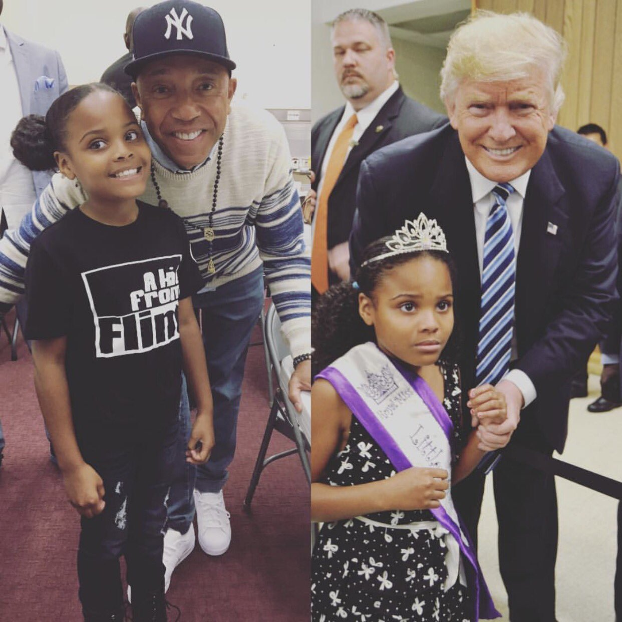 Too bad she can't vote, but her momma can! :-). Lil miss Flint Smiling, even though the state poisoned her! https://t.co/Y58hKYcAVU