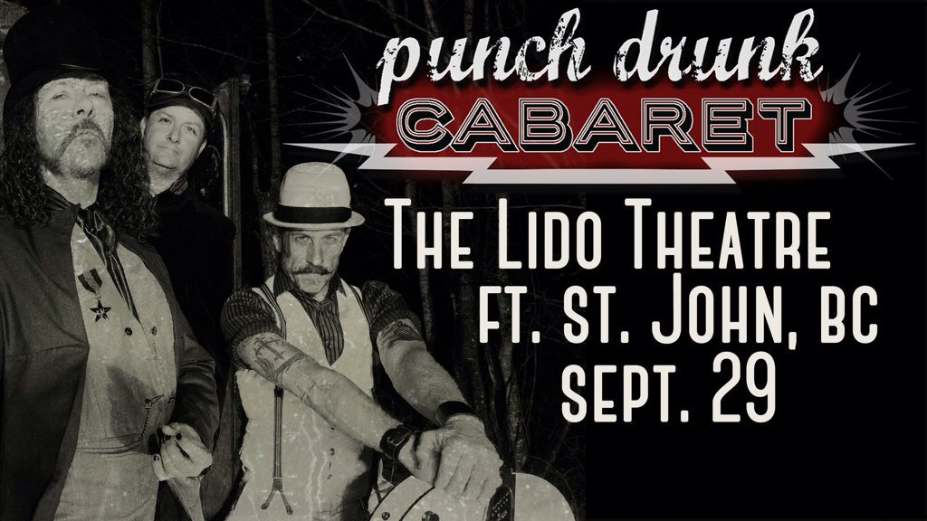This Thursday @TheLidoFSJ !! **@Punch_Drunk_Cab w/ guests UnResolved!! #TheLido #RockNRoll #Rockabilly #SteamPunk