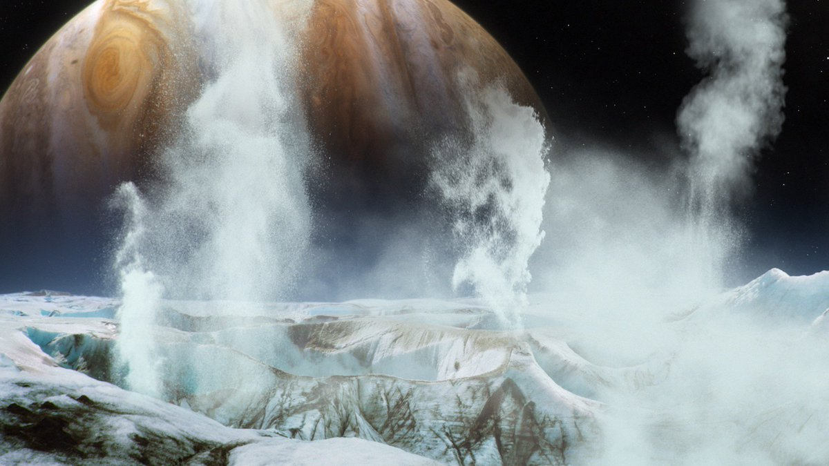 NEWS RECAP: Potential water plumes seen on Jupiter's moon #Europa! https://t.co/qhwdiVRbnQ https://t.co/0zJHZaSBLu