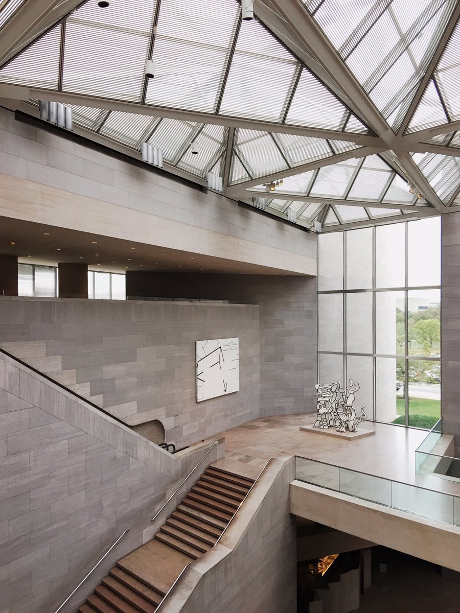 The new East Building of the @ngadc re-opens on Friday. Here's a little preview of #myngadc: https://t.co/Xw2WAFXKxh