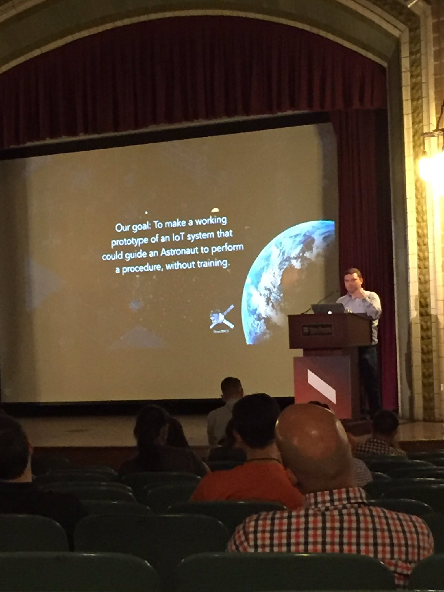 Stoked for the future of IoT + NASA  @Hillenius #forgeconf https://t.co/msg2zCDreL
