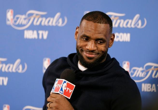 LeBron James will stand for national anthem, unlike Colin Kaepernick