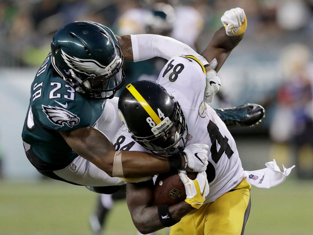 5 reasons why the Eagles beat the Steelers