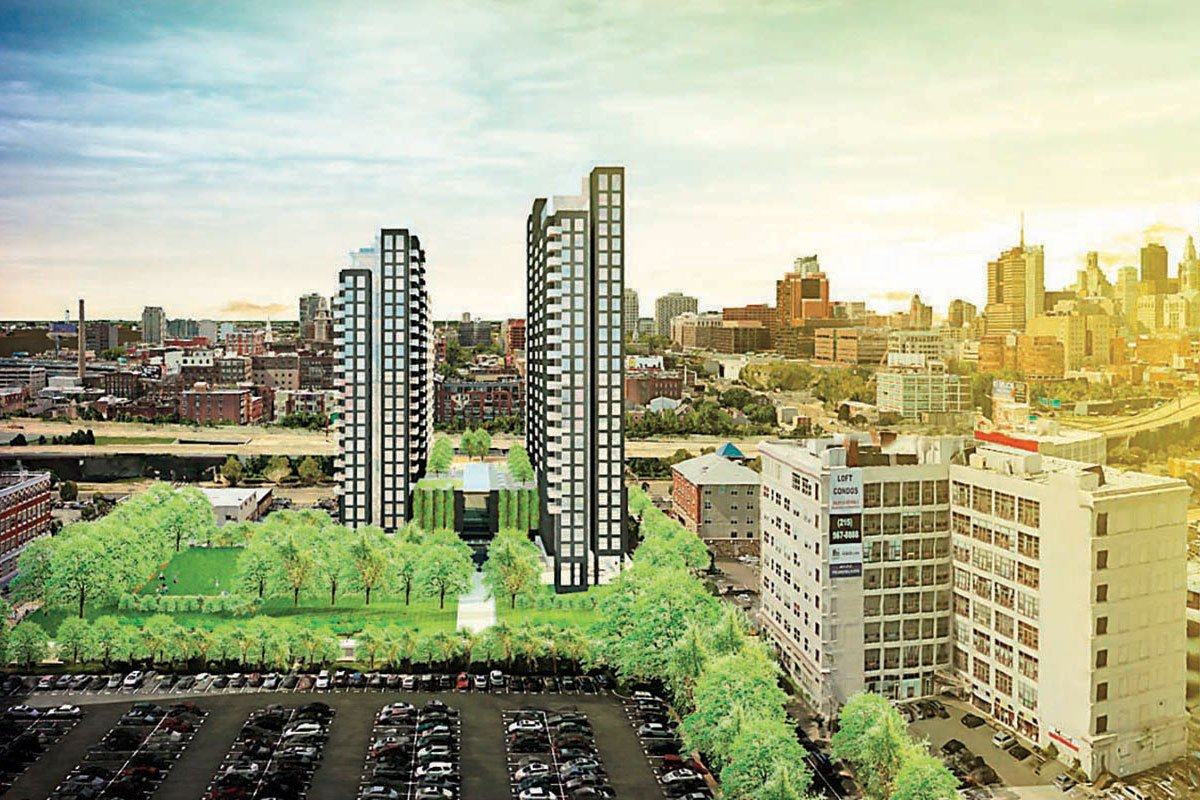 Along Callowhill Street – a plan to revitalize and make