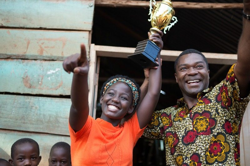 Chatting with Queen of Katwe's David Oyelowo