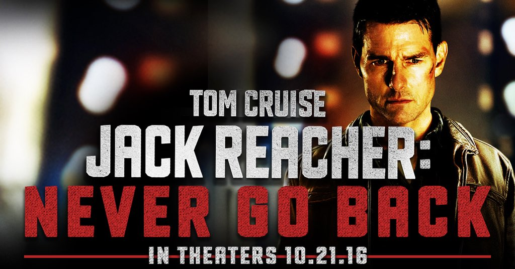 Retweet for a chance to win a trip for 2 to New Orleans! Fan screening of Jack Reacher:Never Go Back! Good luck! https://t.co/5HjYVV0rPL