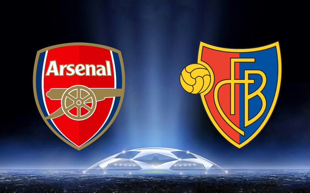 Arsenal vs Basel