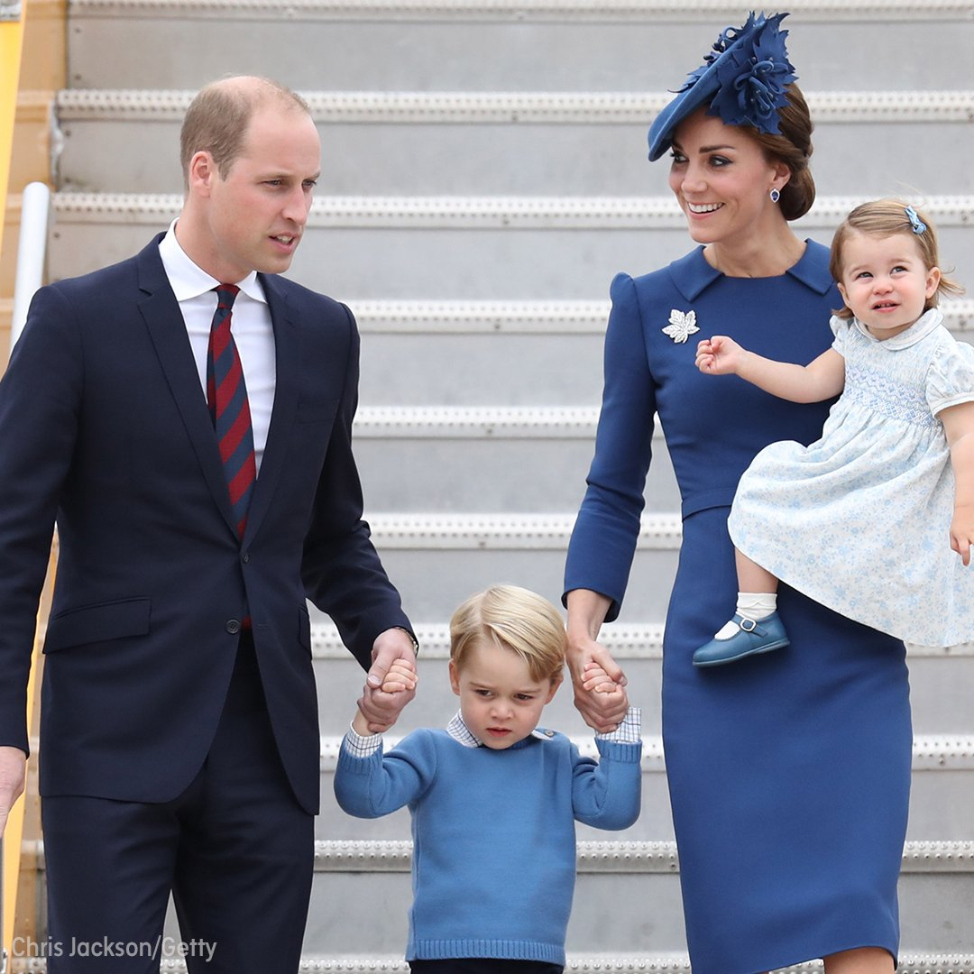Prince William,Kate Middleton and family visit Canada RoyalTourCanada
