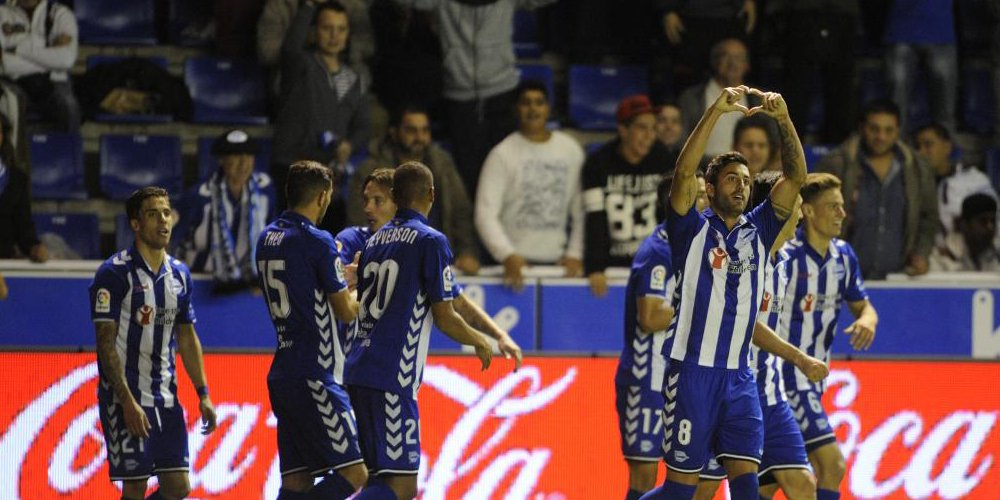 Video: Deportivo Alaves vs Granada