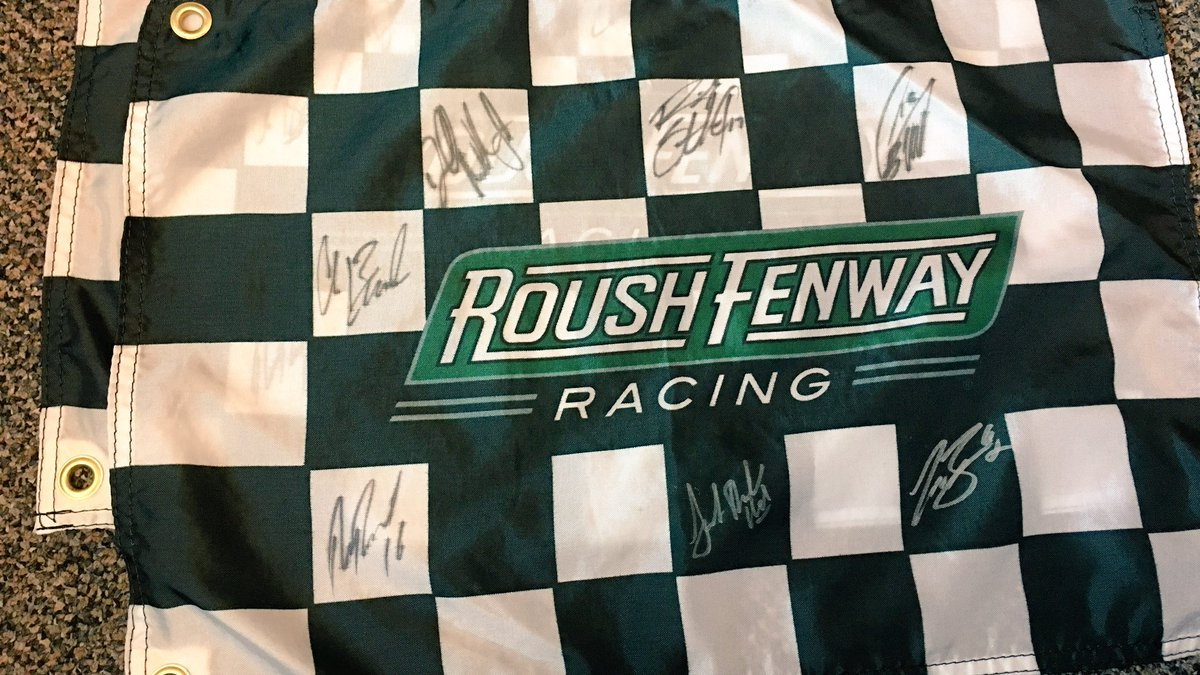 RETWEET for a chance to win a checkered flag signed by Jack and the #RFRDRIVEN drivers. https://t.co/bLuq86JZfj