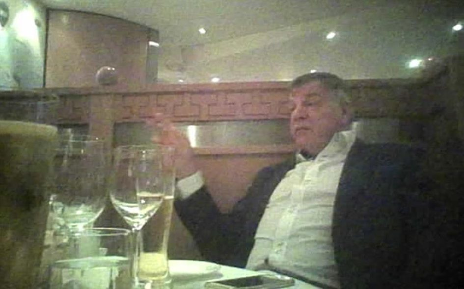 EXCLUSIVE INVESTIGATION: England manager Sam Allardyce for sale https://t.co/LkRBwuAern #football4sale
