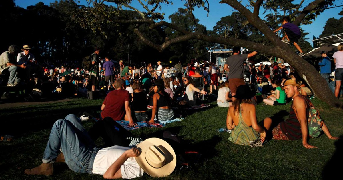 Going to Hardly Strictly Bluegrass? We've got you covered. HSB16