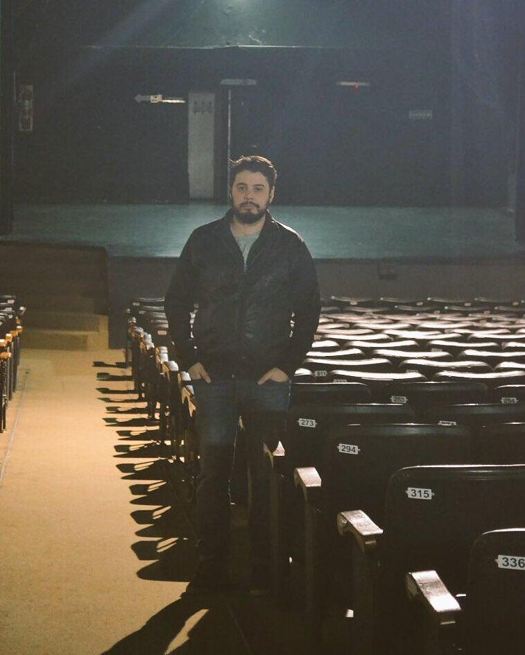 En el teatro con el mismo amor de siempre, en el armado de un nuevo proyecto
