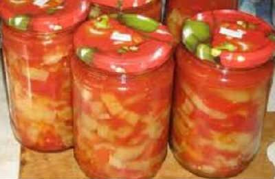 Приготовление лечо на зиму из помидоров и перца