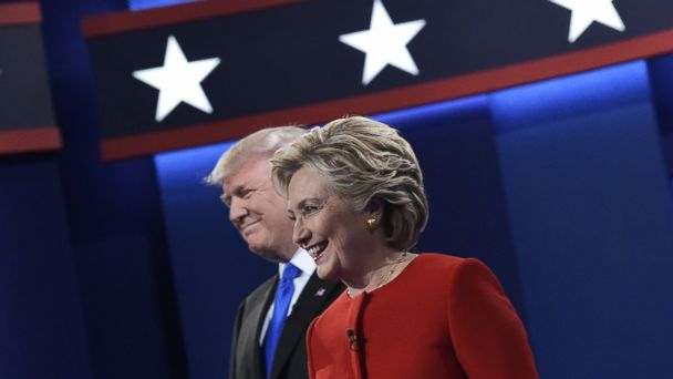 debatenight Fact-Check: How Donald Trump and Hillary Clinton Stack Up