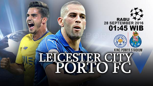 Leicester City vs Porto