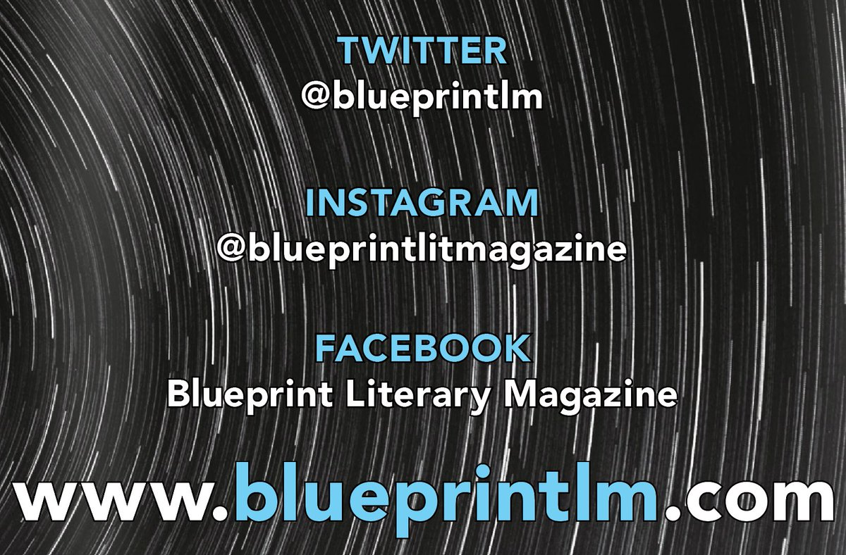 Blueprint litmag blueprintlm twitter 0 replies 1 retweet 1 like malvernweather Image collections