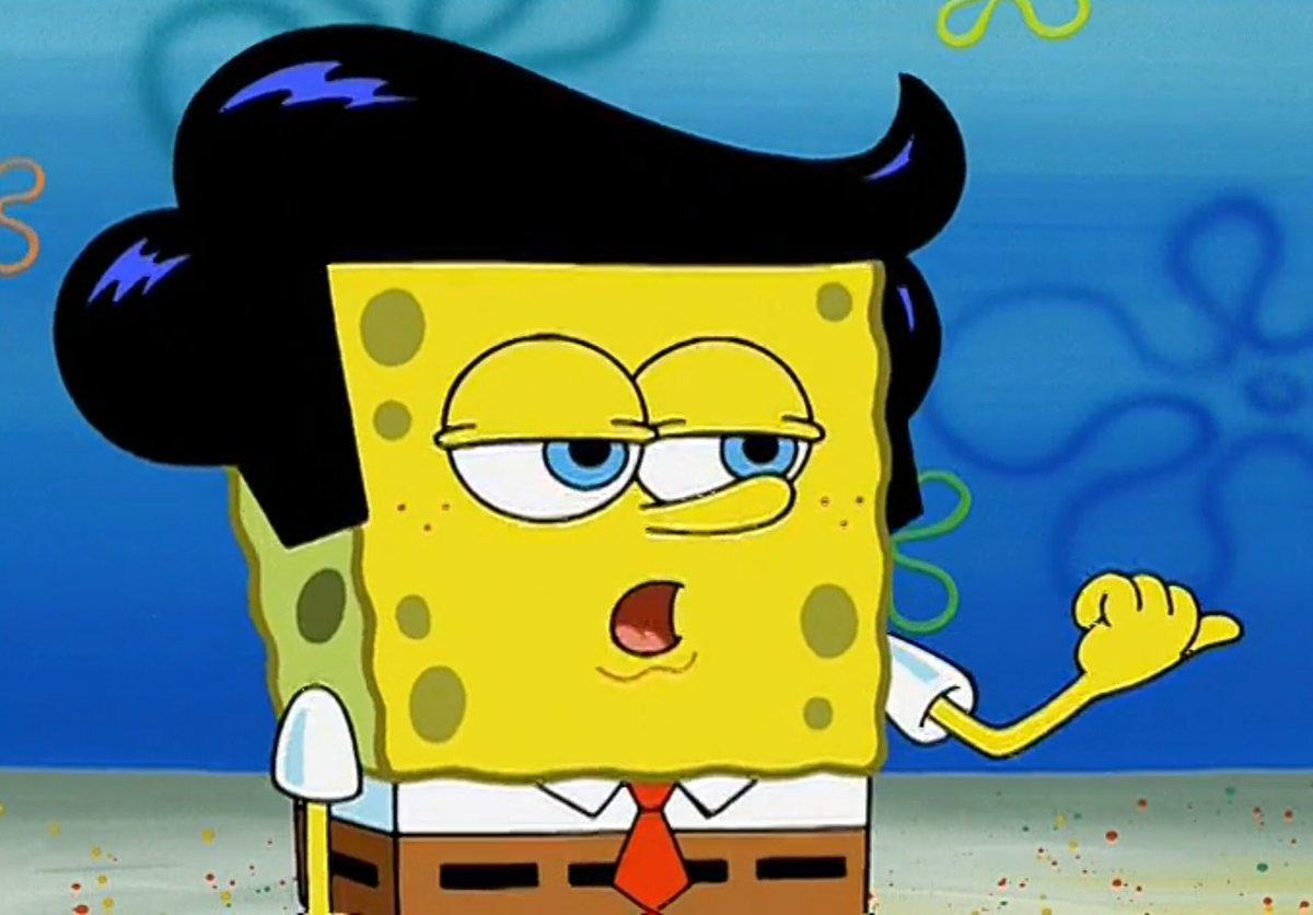 Spongebob memes rippedhispants twitter