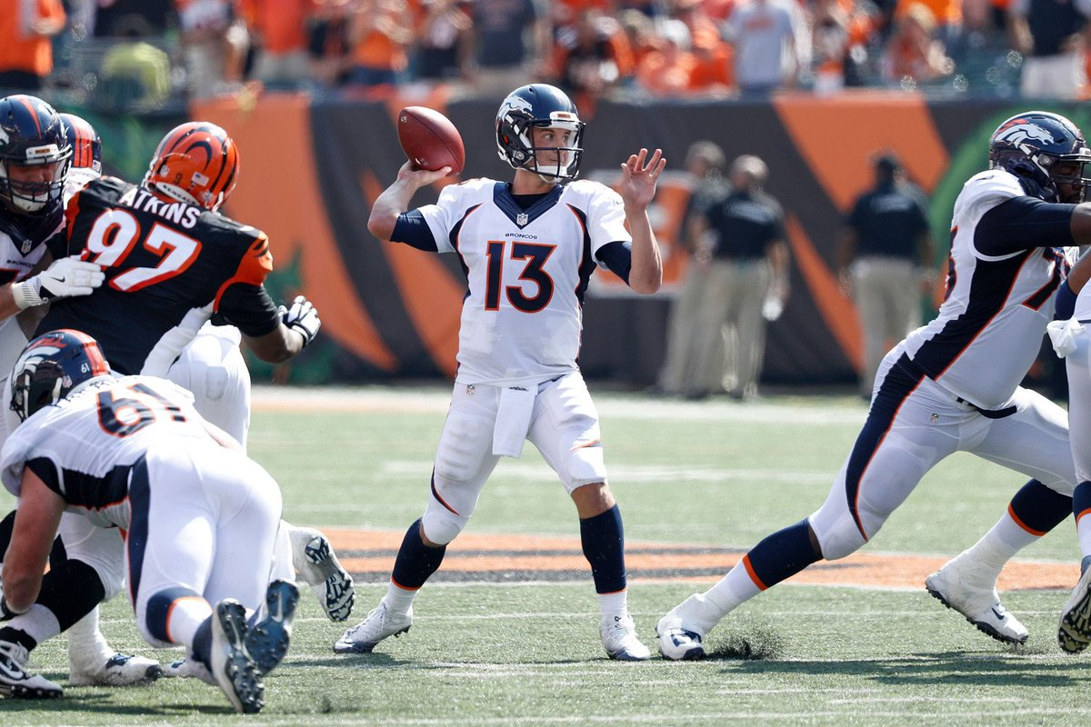 Siemian Won't Find Anyone Griping About Him This Week