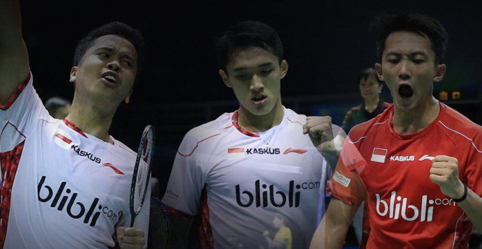 Trio Bintang Muda Pelatnas Maju ke Semifinal PON --> https://t.co/68ft8VJhz4  #PON2016 https://t.co/FvWdBgLqRK