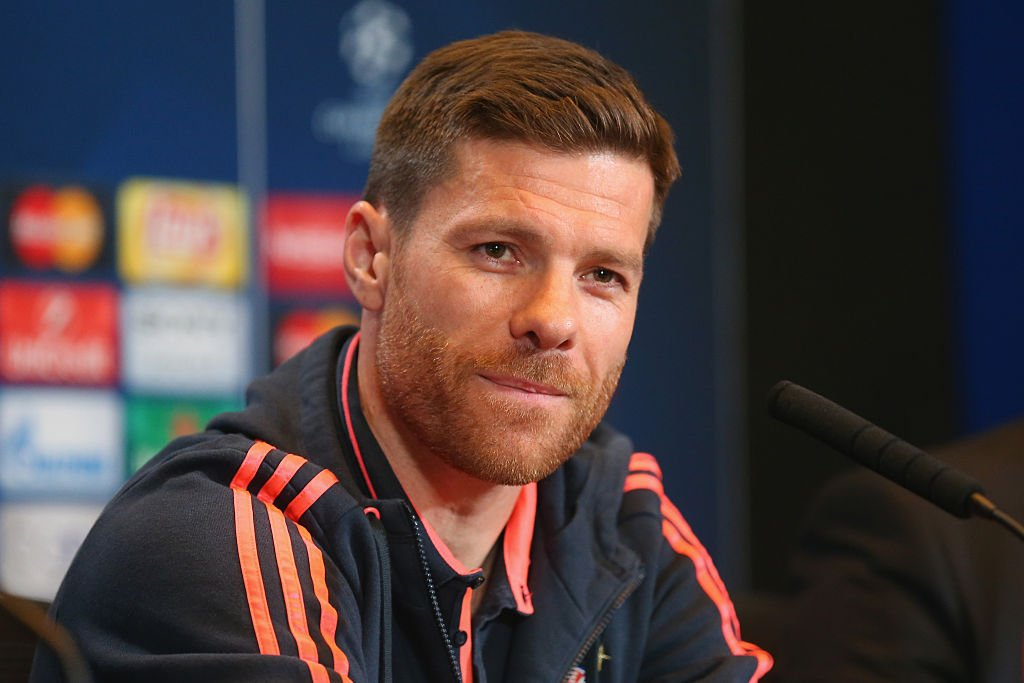 Xabi Alonso No Beard FC Bayern US on...