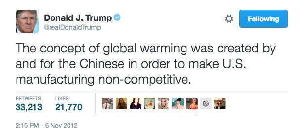 Trump social media team deleted the tweet. The Internet never forgets you morons. https://t.co/hXy10P5Asb