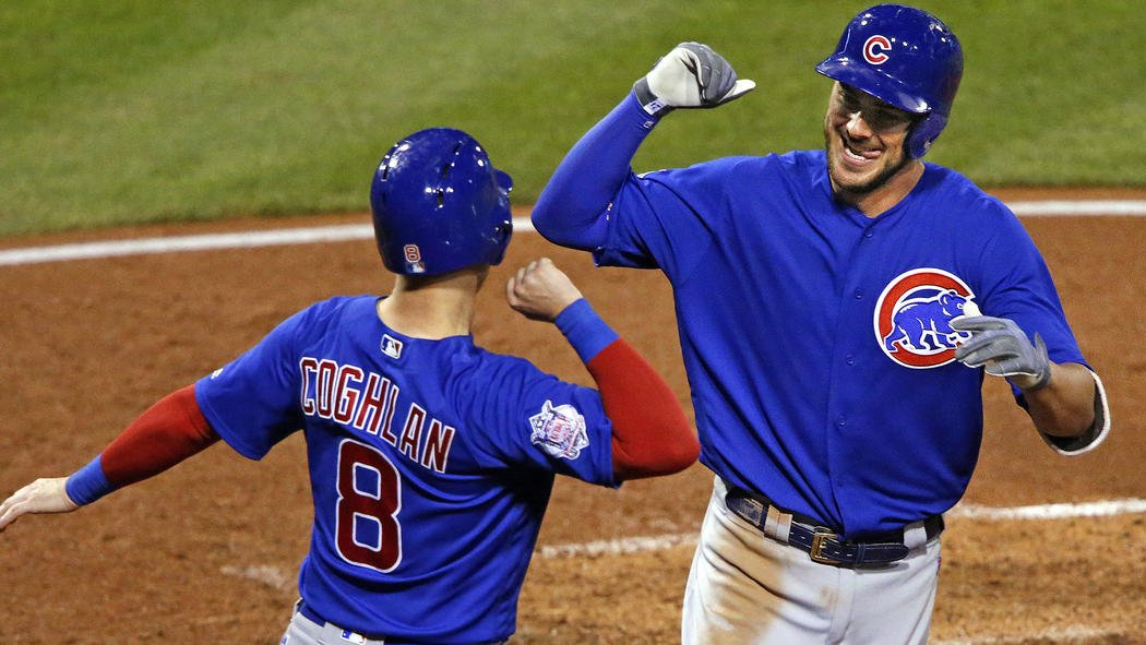 Cubs defeat Pirates 12-2 for 100th victory of season