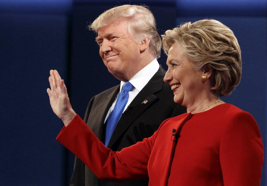 Lynn Sweet: The Trump that showed up for debate: rambling, unprepared