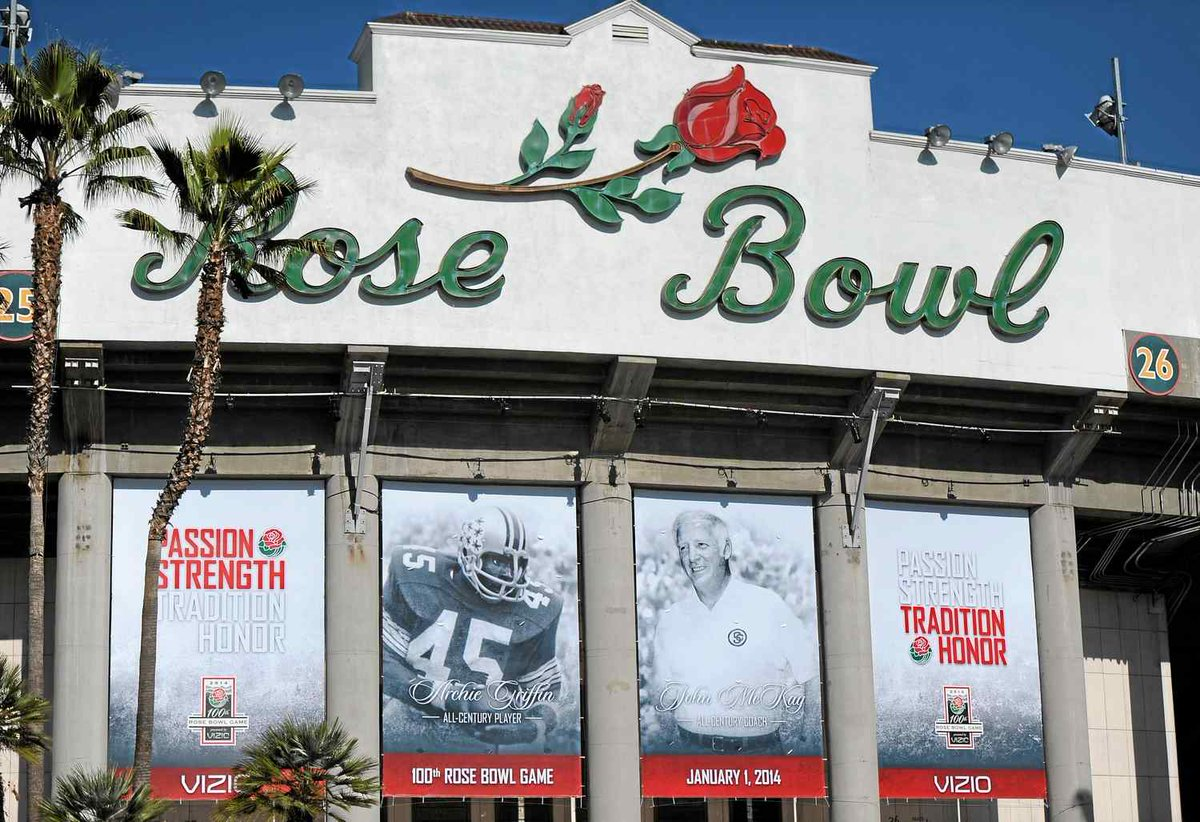 Pasadena agrees to host Olympic soccer matches at the Rose Bowl in 2024 https://t.co/32fNKyXOmb https://t.co/gRCyrGpmvn