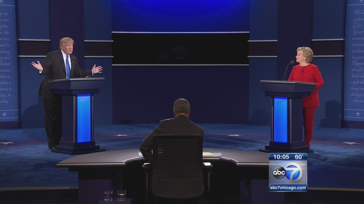 The I-Team TruthSquad fact checked tonight's presidential debate