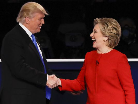 Takeaways: @HillaryClinton gets under @realDonaldTrump's skin in debate