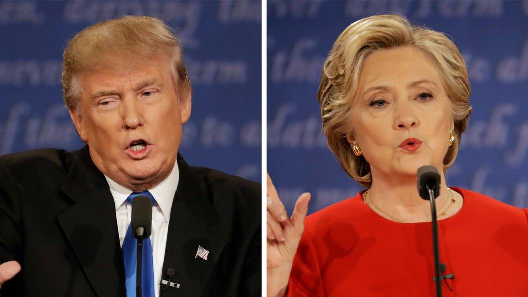 Winners and losers from the first presidential debate debatenight