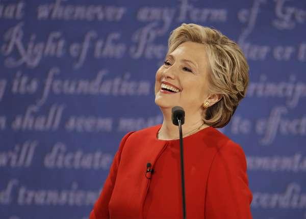 Debate Takeaways: Clinton gets under Trump's skin in debate ... debatenight