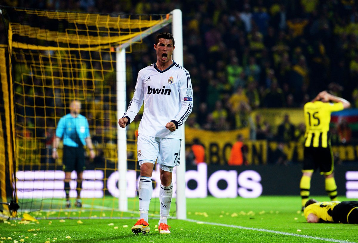 Video: Borussia Dortmund vs Real Madrid
