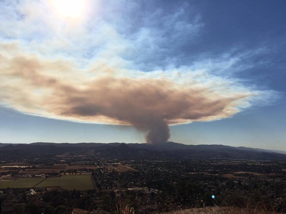 The latest on LomaFire evacuations and centers