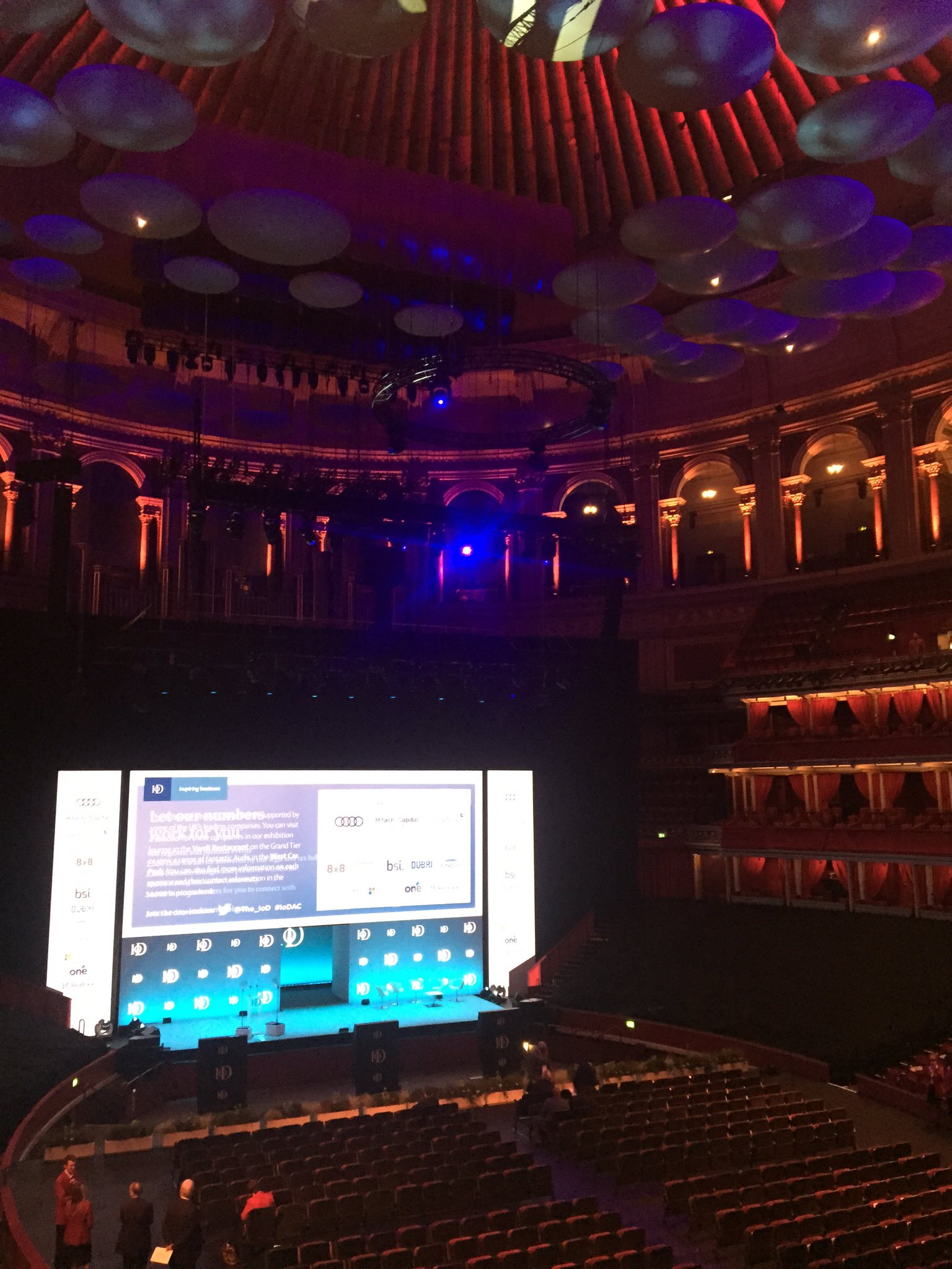 Thumbnail for IOD UK Conference 2016-Part 1-The Twitter Tale of the Morning