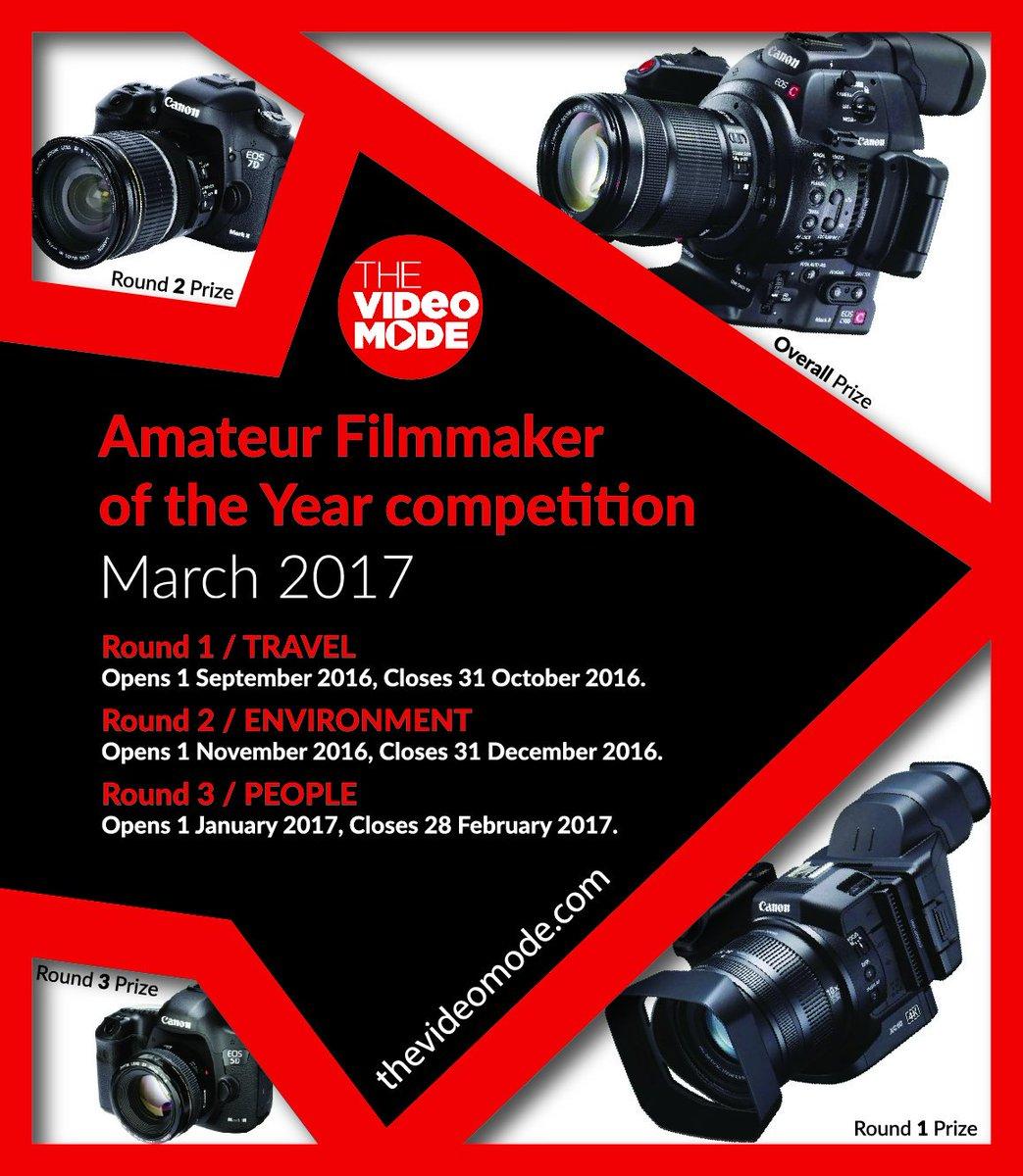 Send amateur videos