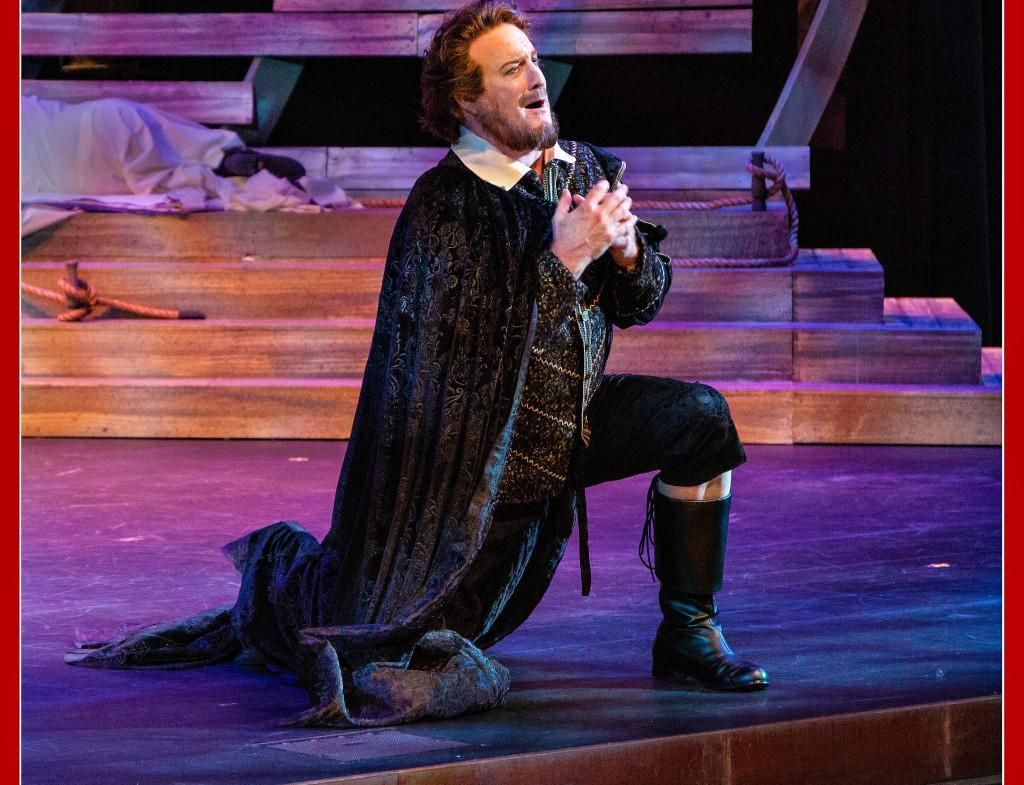 Review: Livermore Valley Opera shines with challenging 'Flying Dutchman'