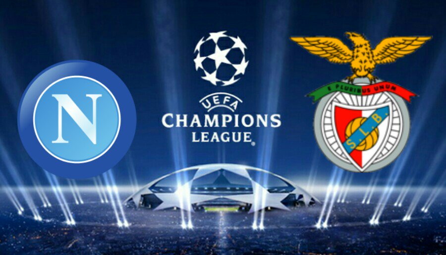 DIRETTA NAPOLI BENFICA Streaming Gratis su Rojadirecta TV e LIVE YouTube