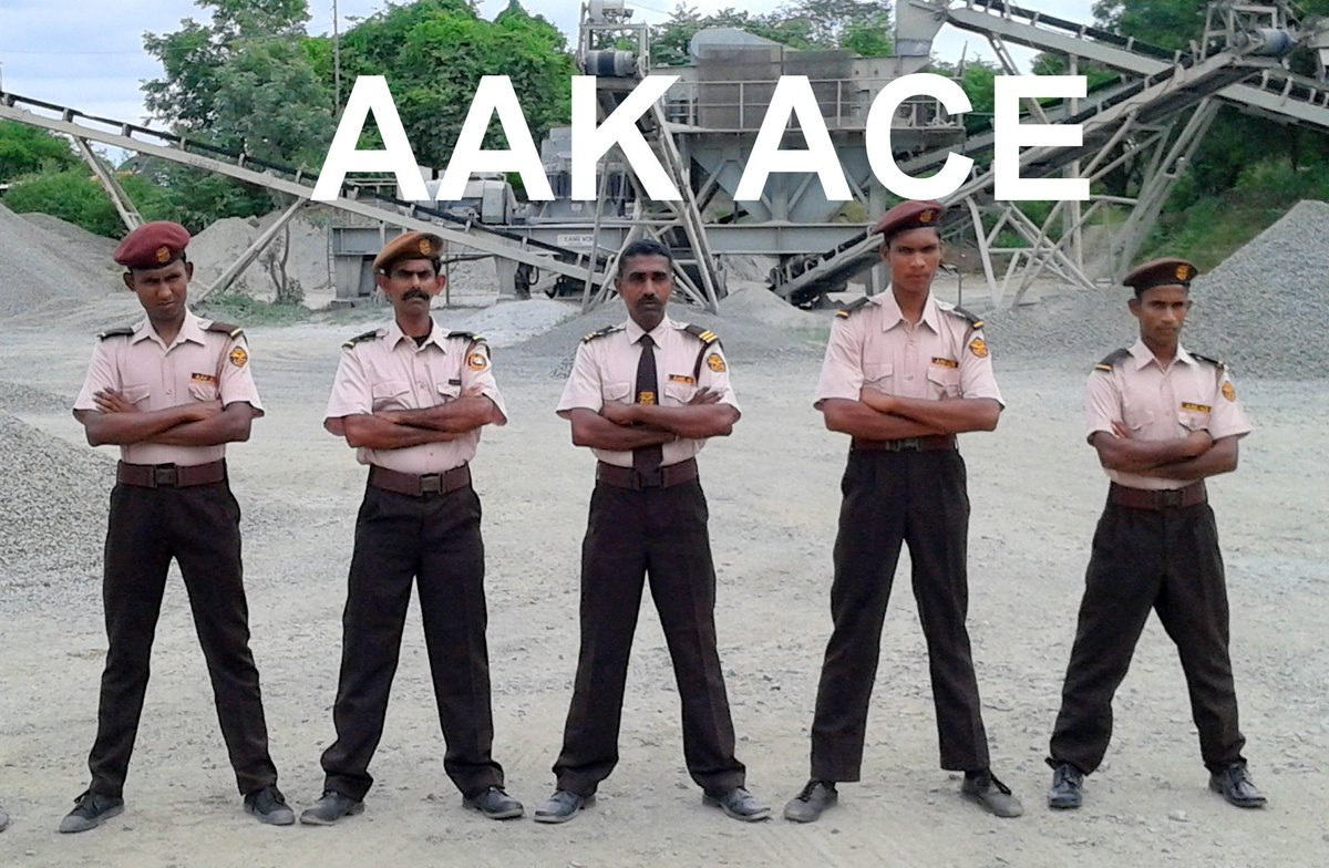 Aak Ace Security