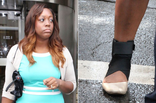 Al Sharpton's daughter admits to prancing around on a hurt ankle she wants $5M for