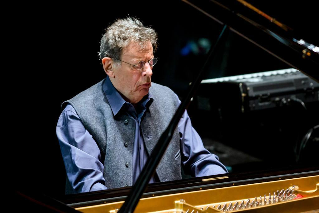 Philip Glass brings his monumental etudes to Stanford Live