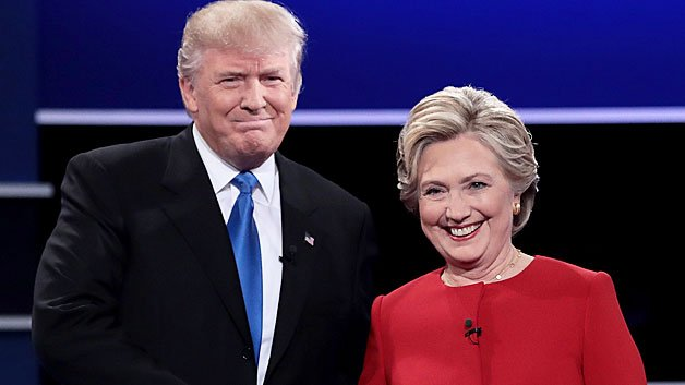 @kelleratlarge : Debate Excited Hillary Clinton, Donald Trump Bases, But Didn't Expand Them