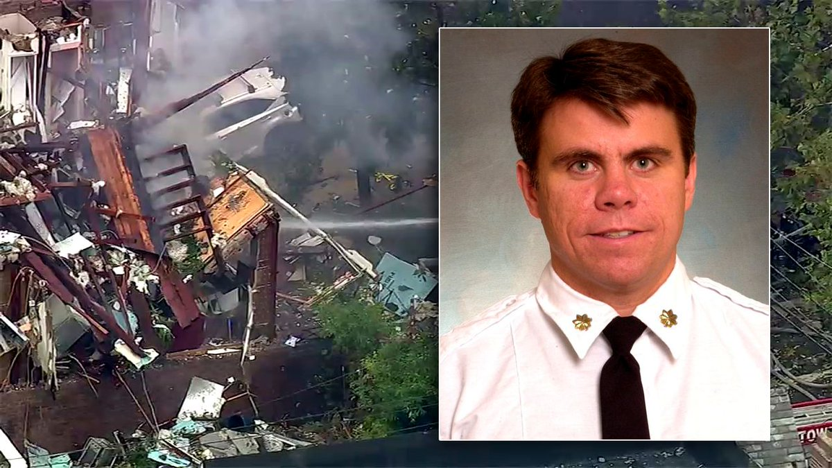Fire chief killed in house explosion while investigating drug lab
