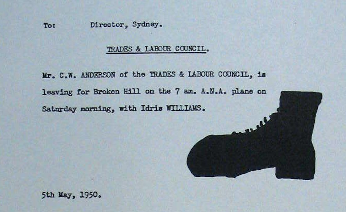 More #redaction art from @naagovau #ASIO files: https://t.co/2pHVOU24X3