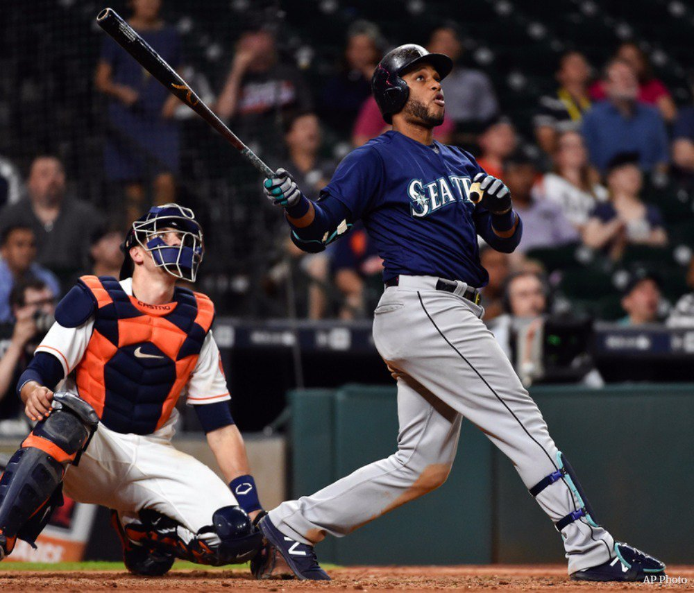 Wild win for Mariners as Robinson Cano homers in 11th