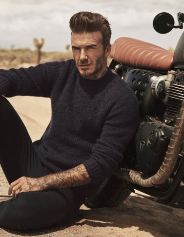 Let David Beckham take you on a road trip in his latest @hm campaign... https://t.co/3BGx3Vs9ec https://t.co/aS6D13GVPb